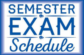 ADJUSTMENTS ON THE DIGITAL SCHOOL FINAL EXAMINATIONS TIME TABLE